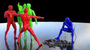 Mediation – Beilegung von Konflikten