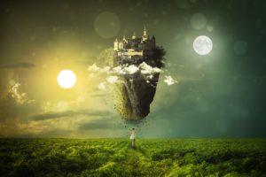 Vedische und kosmische Astrologie – Mond- und Sonnenastrologie