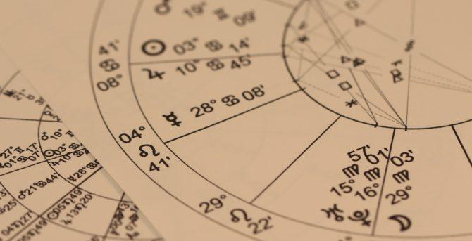 Astrologie in seiner Blütezeit